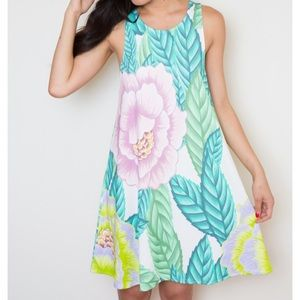 c65e4d1592c Mara Hoffman Floral Swing Dress